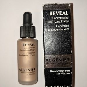 Algenist Reveal Luminizing Drops in Champagne NIB